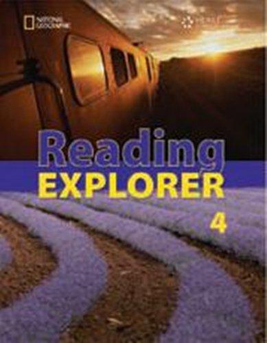 9781424029426: Reading Explorer 4 - Teacher Book