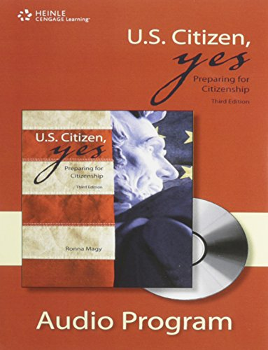 9781424031399: U.S. Citizen, Yes: Audio CD