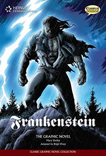 9781424031818: Frankenstein: The Elt Graphic Novel