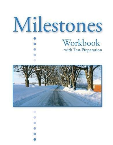Milestones Introductory Workbook: Sullivan Anderson