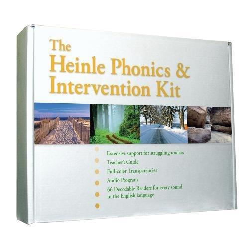 9781424032198: Phonics & Intervention Kit (Books and CDs)