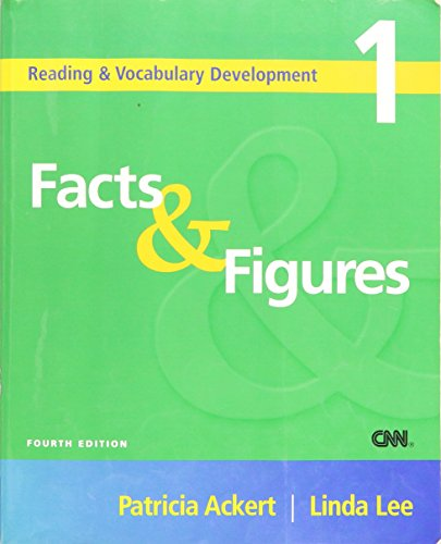 9781424034987: Facts & Figures: 1 (Reading & Vocabulary Development)