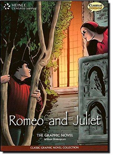 Romeo And Juliet: Classical Comics, Classical