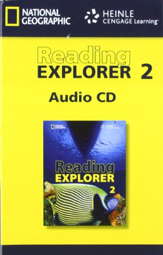 9781424043354: Reading Explorer 2 Classroom Audio CD