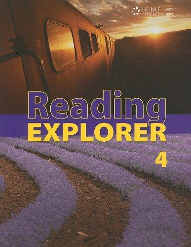 9781424043736: Reading Explorer 4