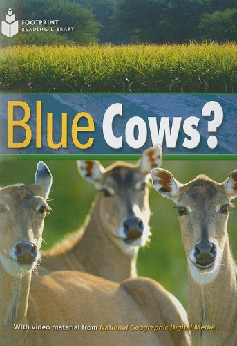 9781424043811: Blue Cows?: Footprint Reading Library 4 (Footprint Reading Library: Level 4)
