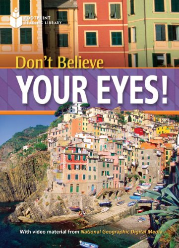 9781424043927: Don't Believe Your Eyes!: Footprint Reading Library 1 (Footprint Reading Library: Level 1)