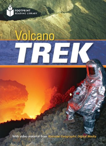 Volcano Trek (US) (Footprint Reading Library: Level: Rob Waring