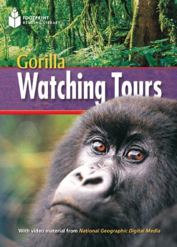 9781424044030: Gorilla Watching Tours: Footprint Reading Library 2 (Footprint Reading Library: Level 2)