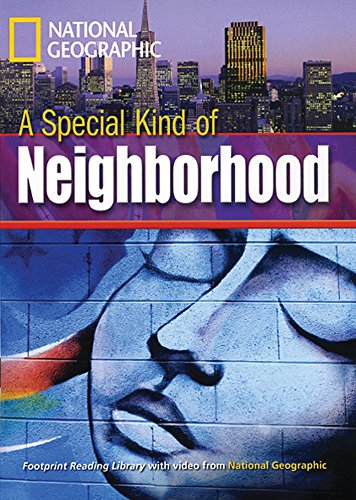 9781424044078: A Special Kind of Neighborhood: Footprint Reading Library 2 (Footprint Reading Library: Level 2)