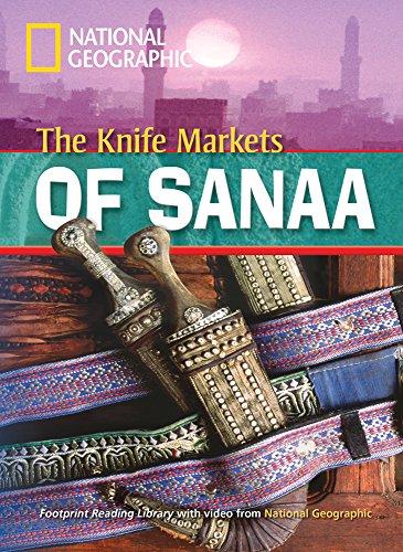 9781424044085: The Knife Markets of Sanaa (Footprint Reading Library: Level 2)