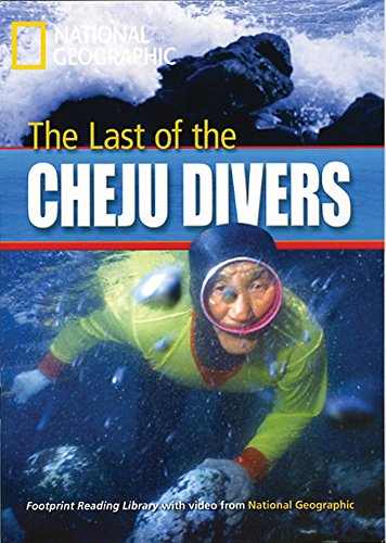 9781424044115: The Last of the Cheju Divers: Footprint Reading Library 2 (Footprint Reading Library: Level 2)