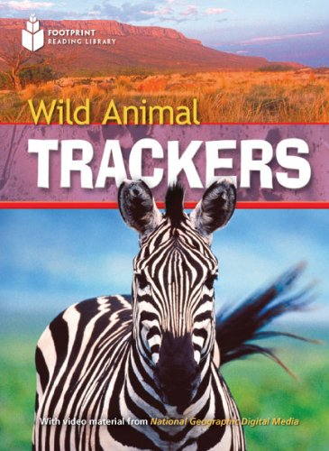Footprint Reading Library:wild Animal Trackers 1000 (us): Waring, Rob