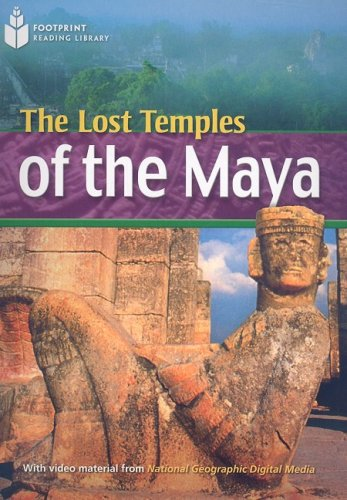 9781424044252: The Lost Temples of the Maya: Footprint Reading Library 4 (Footprint Reading Library: Level 4)