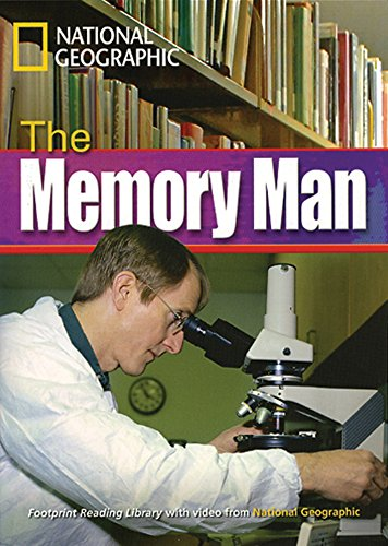 The Memory Man (Footprint Reading Library: Level 2): Rob Waring