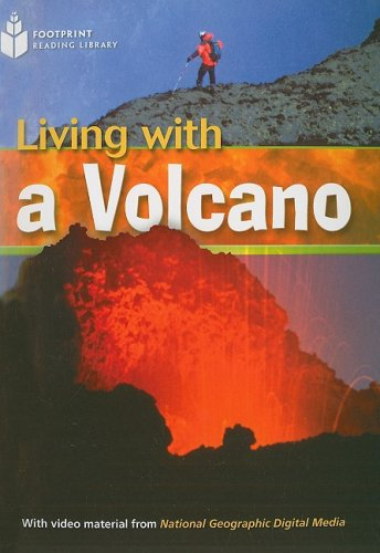 Living With a Volcano: Footprint Reading Library: Waring, Rob