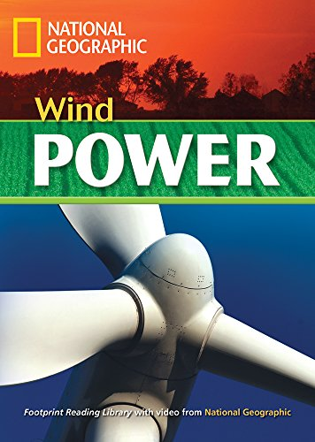 9781424044481: Wind Power: Footprint Reading Library 3 (Footprint Reading Library: Level 3)