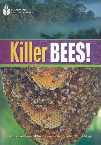 9781424044603: Killer Bees!: Footprint Reading Library 3 (Footprint Reading Library: Level 3)