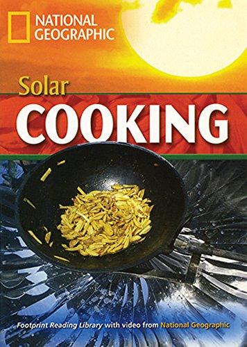 Solar Cooking: Footprint Reading Library 4: Waring, Rob