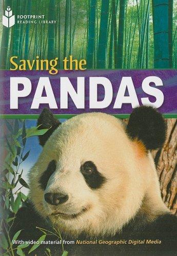 9781424044740: Saving the Pandas!: Footprint Reading Library 4 (Footprint Reading Library: Level 4)