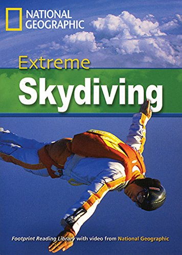 9781424044894: Extreme Sky Diving: Footprint Reading Library 6 (Footprint Reading Library: Level 6)