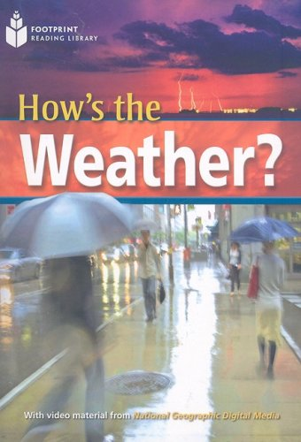 How's the Weather?: Footprint Reading Library 6: Waring, Rob