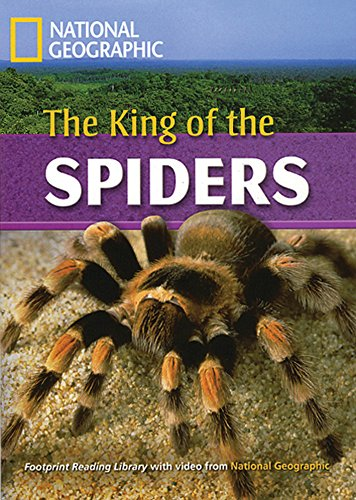 9781424044924: The King of the Spiders: Footprint Reading Library 7 (Footprint Reading Library: Level 7)