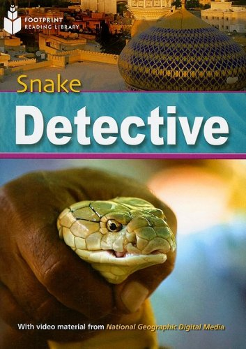 9781424044962: Snake Detective: Footprint Reading Library 7 (Footprint Reading Library: Level 7)