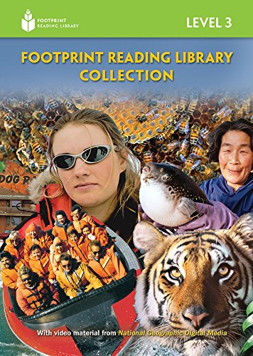 Footprint Reading Library 3: Collection (Bound Anthology): Waring, Rob