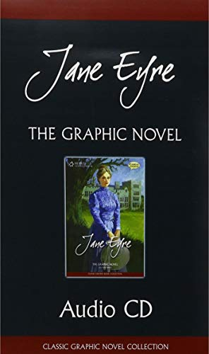 Jane Eyre: Audio CD (Classic Graphic Novels): Classical Comics