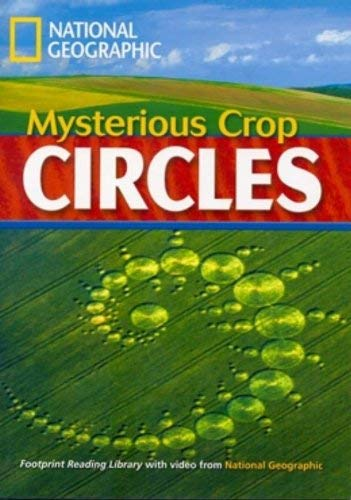 9781424045860: Mysterious Crop Circles + Book with Multi-ROM: Footprint Reading Library 1900