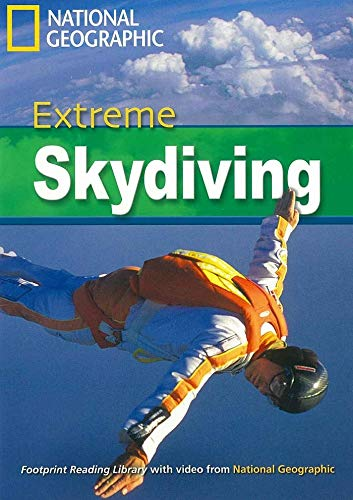 9781424045969: Extreme Skydiving (Book with Multi-ROM): Footprint Reading Library 2200 (Footprint Reading Library: Level 6)