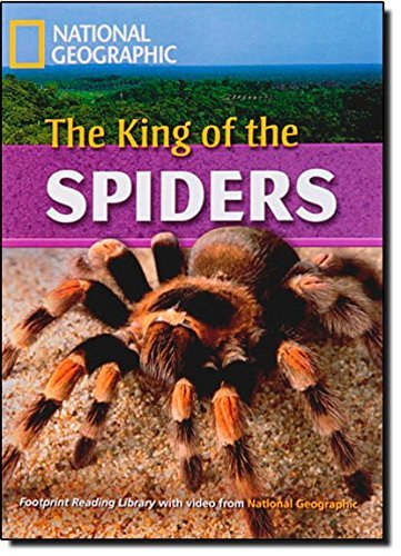 9781424045983: The King of the Spiders + Book with Multi-ROM: Footprint Reading Library 2600 (Footprint Reading Library: Level 7)