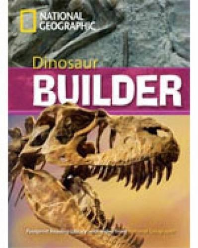 9781424046010: Dinosaur Builder + Book with Multi-ROM: Footprint Reading Library 2600 (Footprint Reading Library: Level 7)