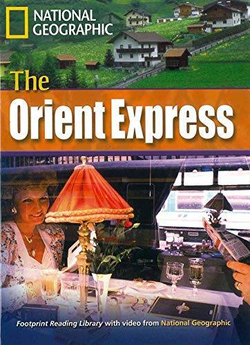 9781424046119: The Orient Express + Book with Multi-ROM: Footprint Reading Library 3000