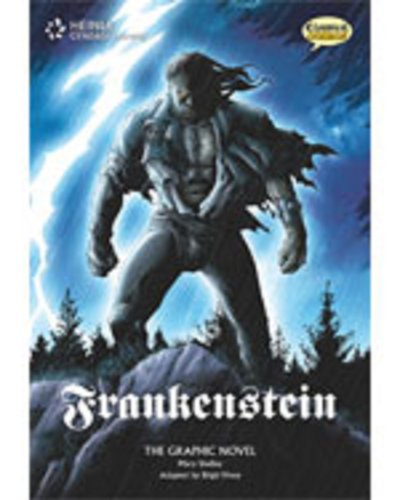 9781424046768: CGNC: Frankenstein 25-Pack: Classic Graphic Novel Collection (Classic Graphic Novel Collections)