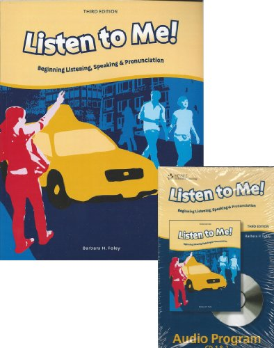 9781424047147: Listen to Me! Student Book/Audio CDs Package