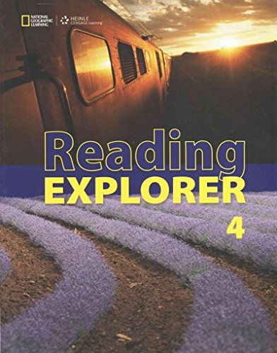 9781424047635: Reading Explorer 4