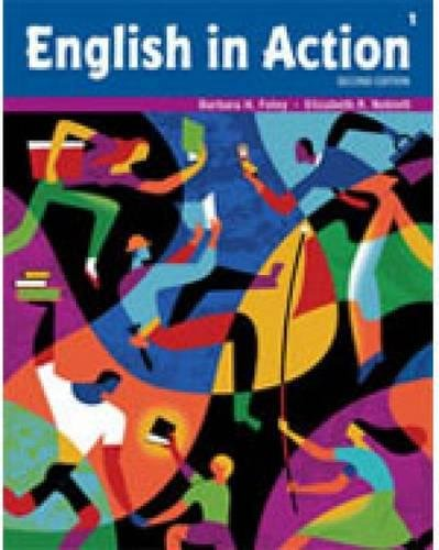 9781424049905: English in Action 1