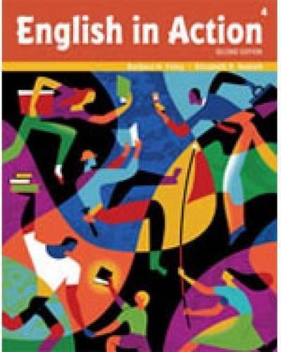 English in Action Book 4: Foley, Barbara H.;