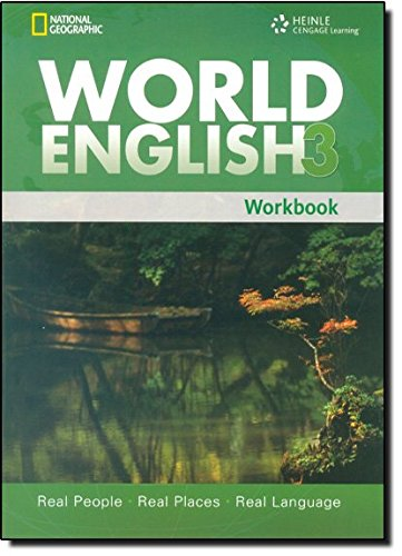9781424050130: World English 3 - Workbook