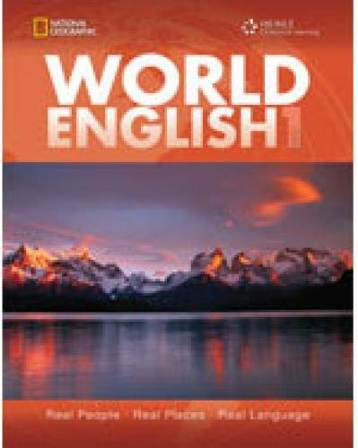 9781424050154: World English 1: Real People, Real Places, Real Language