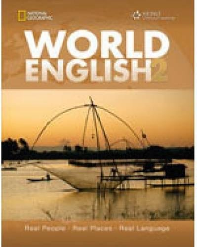 World English 2: Real People, Real Places,: Johannsen, Kristin, Milner,