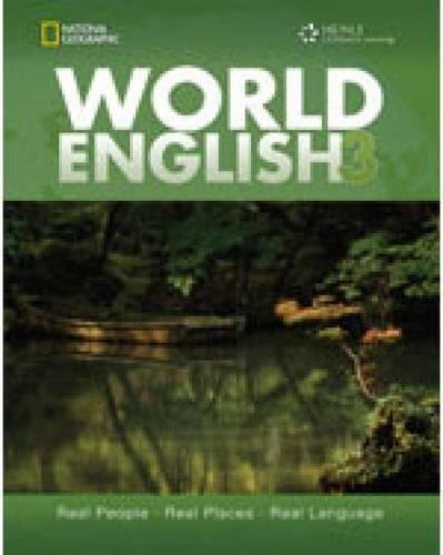 9781424051045: World English 3 with Student CD-ROM