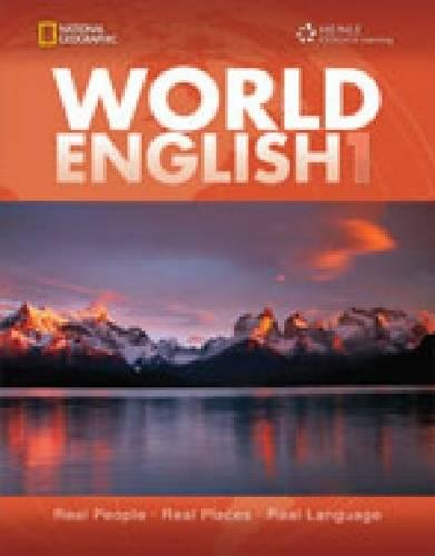 9781424051069: World English 1: Combo Split A with Student CD-ROM