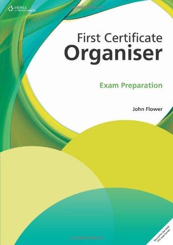 9781424051328: First Certificate Organiser: Exam Preparation