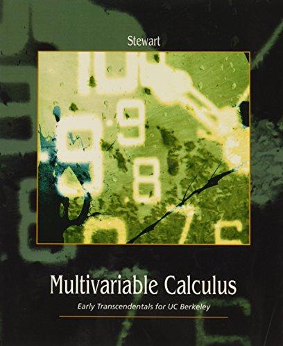 9781424054992: Multivariable Calculus