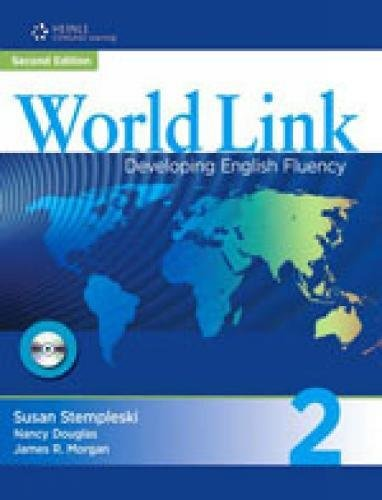 9781424055029: World Link: Student Book Book 2: Developing English Fluency