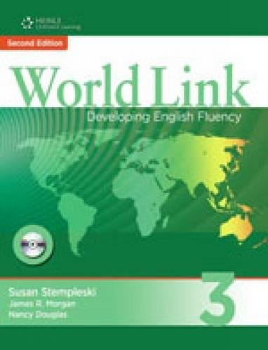 9781424055036: World Link 3: Student Book (Without CD-ROM)