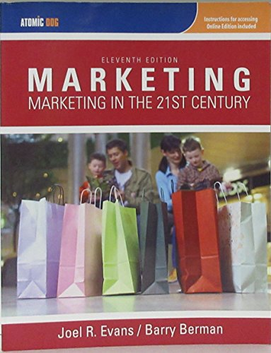 9781424055180: Marketing: Marketing in the 21st Century (with Online eBook Printed Access Card)